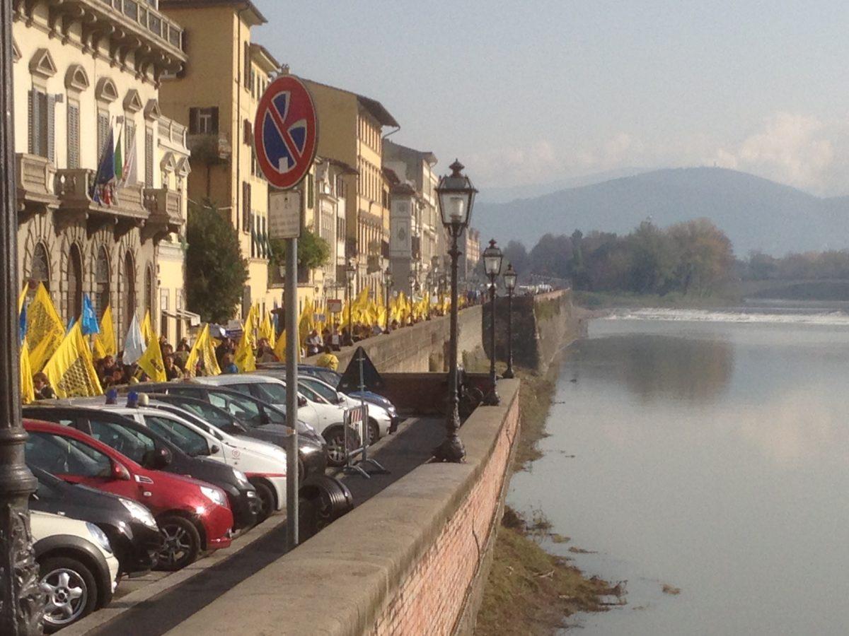 Manifestazione Firenze