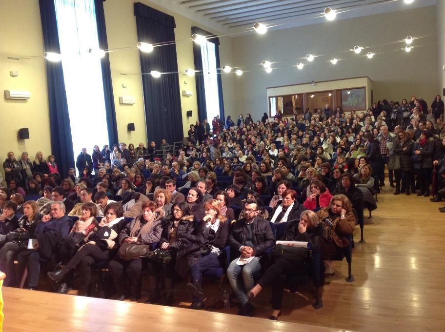 Assemblee sindacali Gilda in tutte le province